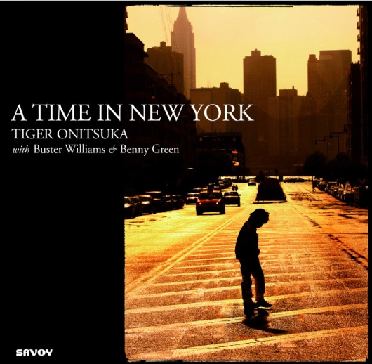 CD A Time In New York